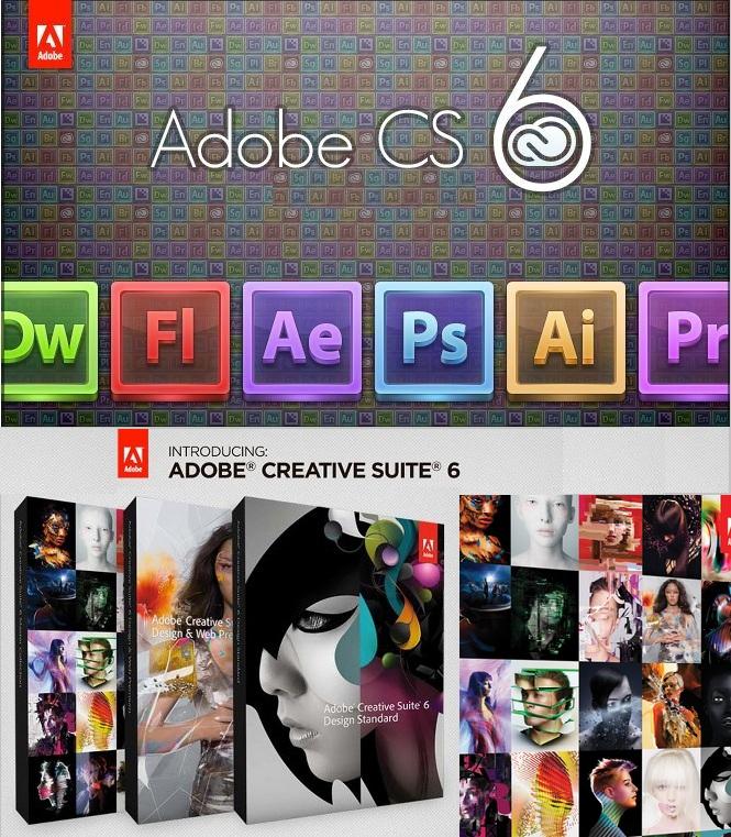 Adobe Photoshop CS6 Download Free For Windows